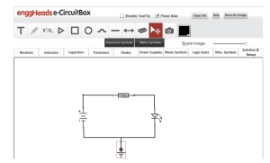 e-Circuitbox interface
