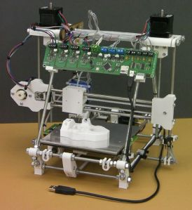 RepRapPro Huxley 3D printer