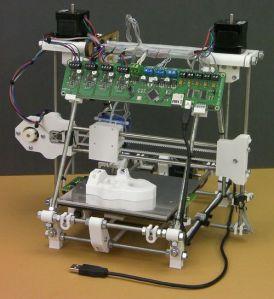 RepRapPro Huxley 3D printer