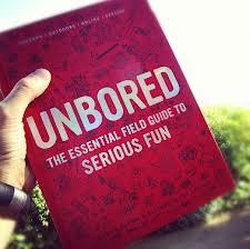 UNBORED book